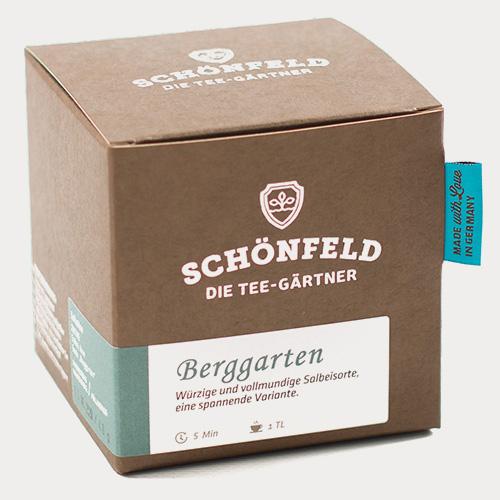 Verpackung Berggarten - Salbei