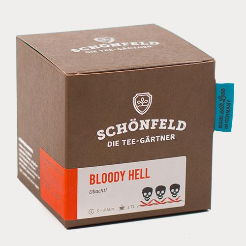 Verpackung Bloody Hell
